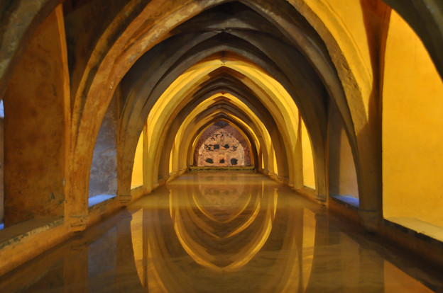 Sevilla Alcazar paleis