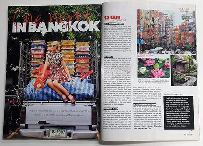 FAB magazine citytrip Bangkok