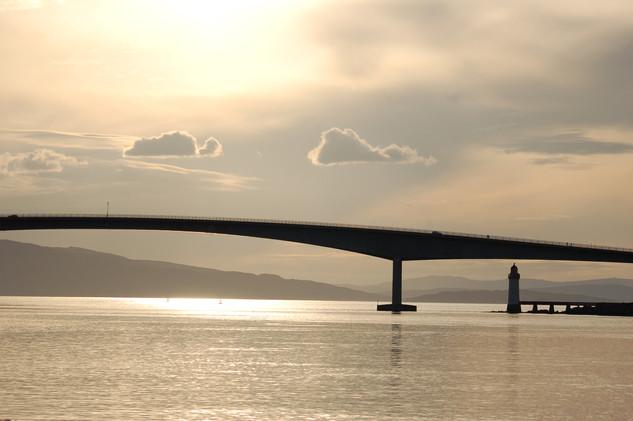 Skye brug Schotland
