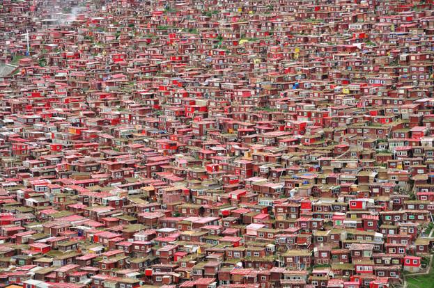 Sertar klooster tibet