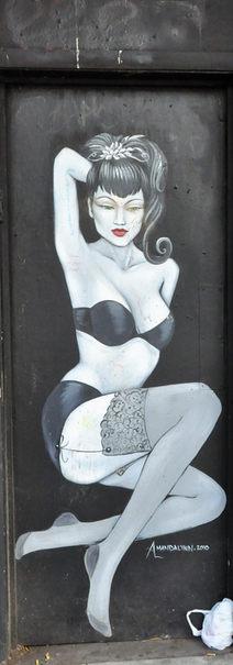klik voor street art