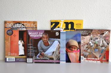 diverse citytrips voor tijdschriften