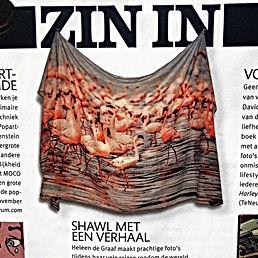 ZIN shawl met een verhaal