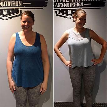 Catherine's Transformation