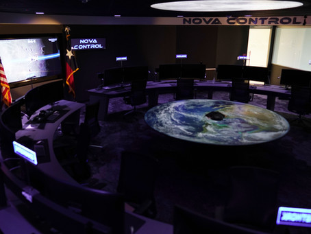 Intuitive Machines Completes Houston's Newest Mission Control Center