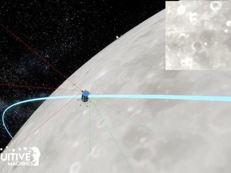 Intuitive Machines Unveils 2021 Moon Landing Navigation Approach