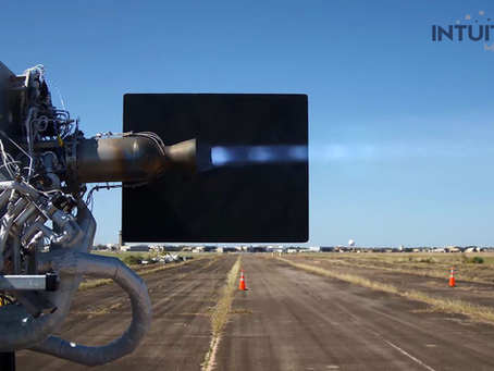 Intuitive Machines selected to build engines for Boeing's Human Lander System Technology Development