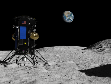 Image-Based Navigation Could Help Spacecraft Safely Land on The Moon