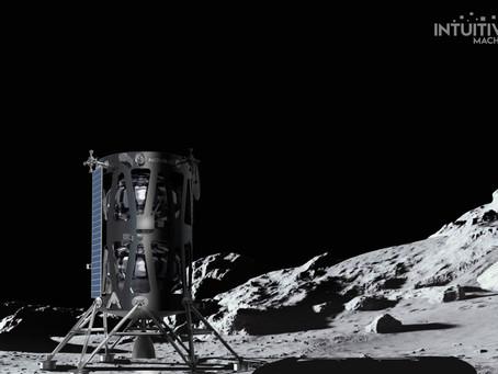 NASA Names Five NASA Payloads Nova-C Will Carry To The Moon