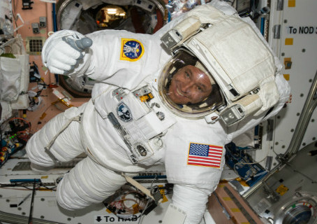 Intuitive Machines Welcomes Former Astronaut as Vice President of Strategic Programs