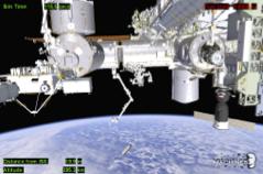 ISS simulation