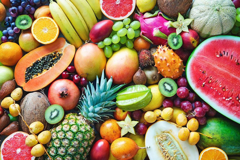 exportar frutas