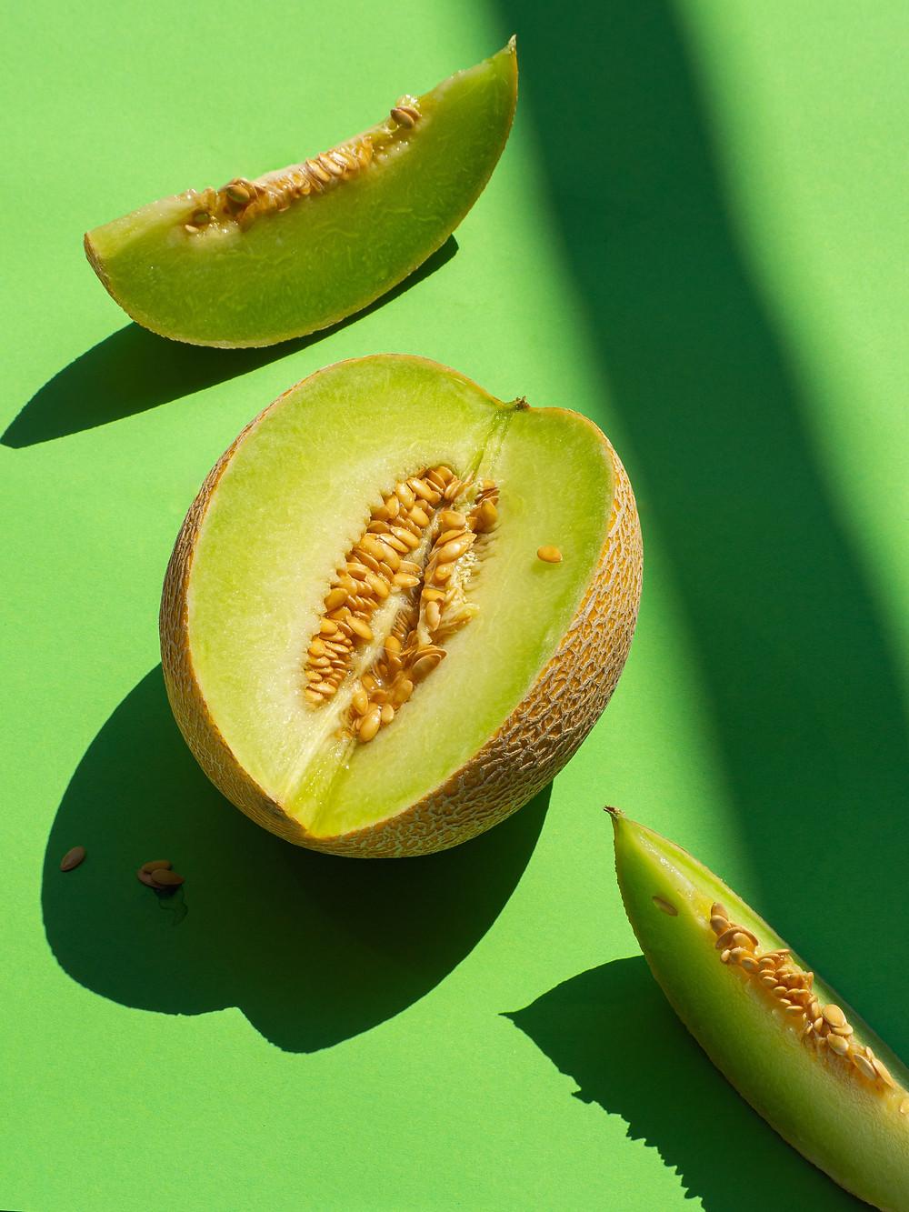 exportar melão