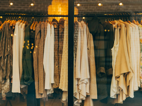 O Mercado Internacional de Vestuário
