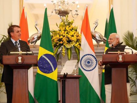 Mercado Internacional Brasil-Índia