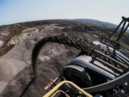 O Mercado Internacional de Minério de Ferro