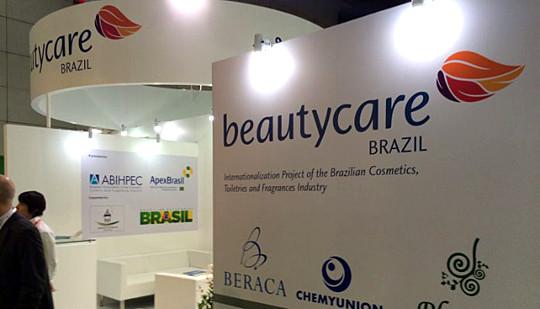 mercado internacional de cosméticos