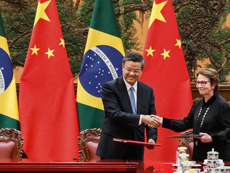 A ascensão de mercados asiáticos nas Relações Comerciais brasileiras