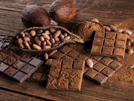 Importação de Chocolates