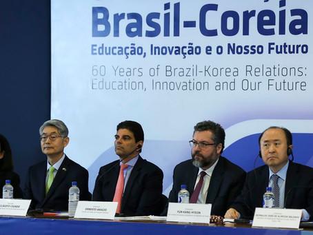 Relações Comerciais Brasil - Coreia do Sul