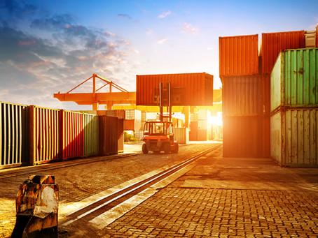 Comércio Global e a falta de contêineres
