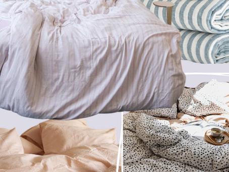 Die schönste Bettwäsche fürs Wochenbett