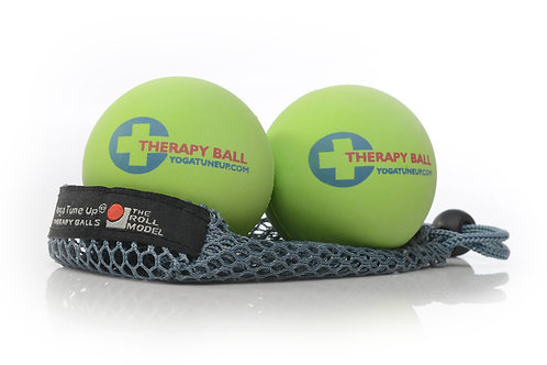 Yoga Tune Up Therapy Ball Pair in Tote (mini)