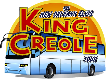 NEW ORLEANS ELVIS KING CREOLE TOUR