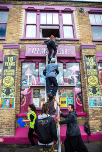 """PASSING CLOUDS: PROTESTERS HANDED MAJOR BOOST TO SAVE DALSTON LIVE MUSIC VENUE"""