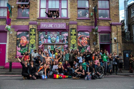 """""""PASSING CLOUDS: ANGER AS COUNCIL APPROVES PLANS TO REOPEN MUSIC VENUE"""""""