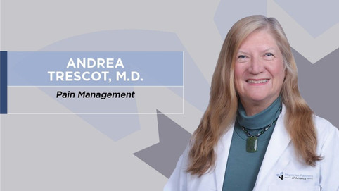 Dr. Andrea Trecot | Physician Partners of America