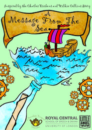 A Message from the Sea Poster