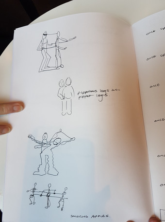 Initial Body Ideas