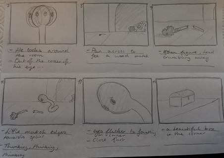 Danser Storyboard