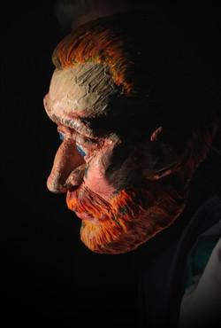 Van Gogh in profile