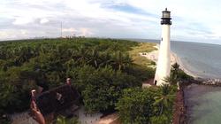 Cape Florida Lighthouse After Work