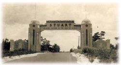 1927 Photo of Arch