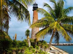 Cape Florida Lighthouse Before