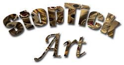 Stoptick art Logo
