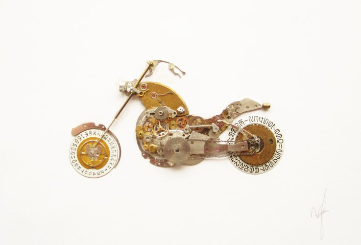 Stoptick Motor bike