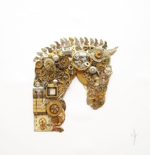 Stoptick art Horse