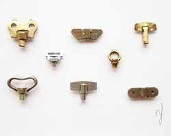 Stoptick Clock keys