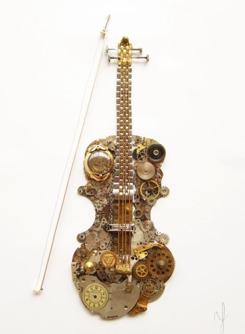 Stoptick Violin