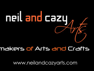 New Banner for neil and cazy arts