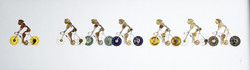 Stiptick art cycle race