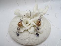 No. 23 Drop earrings