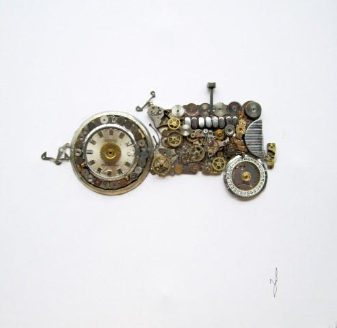 Stoptick Tractor