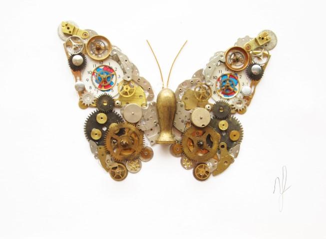 Stoptick Butterfly