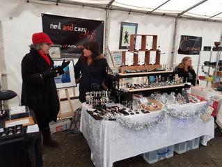 December Craft Market New Display stand