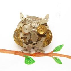 Stoptick Owl